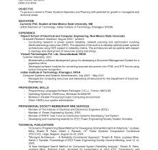 Sample Resume For Working Students With No Work Experience Resume Samples No Work Experience New Example Of A With Within Job 53