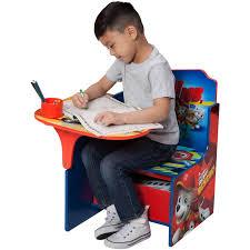 nick jr paw patrol chair desk with storage bin by delta children com