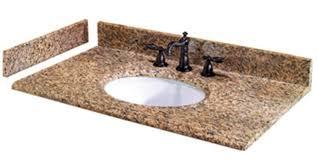 colorful 34 inch granite vanity top