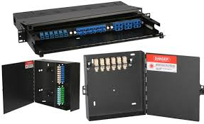 Image result for fiber optic patch panel