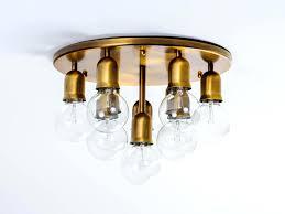 sputnik flush mount pendant mid century light by at master sputnik flush mount fixture pendant