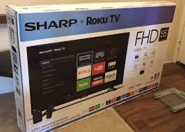 sharp 55 inch smart tv. picture 1 of 7 sharp 55 inch smart tv