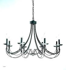 rustic candle chandeliers r candle chandelier non electric home design ideas inside industrial farmhouse hanging iron