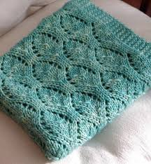 Baby Blanket Pattern Beauteous Easy Baby Blanket Knitting Patterns In The Loop Knitting
