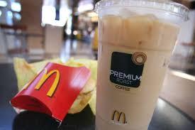 Mcdonalds Drink Calorie Chart Mcdonalds Sugar Free Vanilla Iced Coffee Review
