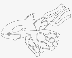 Huge Collection Of Primal Kyogre Drawing Download More Than 40