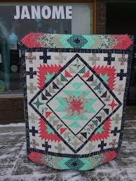 Quilt Patterns Southwest Designs Jackson Hole Quilt Pattern By Emily Herrick Quilts Quilt