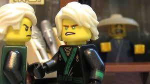 LEGO Ninjago Movie Lloyd VS Original Ninjago Lloyd - YouTube
