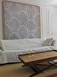 ornate damask stencil in purple as framed canvas art antoinette damask wall stencil royal design studio on damask framed wall art with antoinette damask wall stencil damask wall stencils damask wall
