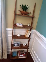 Corner Bookcase Plans Furniture Interesting White Bookshelves Walmart With Dark Ladder