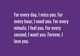 Love You Quote For Him Missing You Sweet Quotes Love Quotes Images