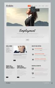 job portal responsive website template 41409 job portal responsive website template