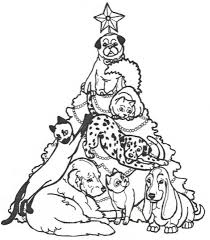 Small Picture Get This Online Christmas Tree Coloring Pages 31407