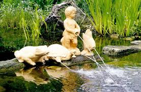 Small Picture Think About the Modern Garden Pond Design Ideas for Interior