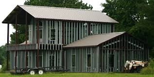Steel Built Homes All Metal Construction Home Distributor Of Outback Steel Buildings