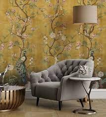 Living Rooms (with wallpaper & more ...