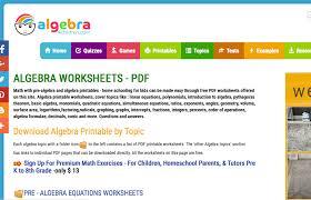 top 17 pre algebra worksheets free and