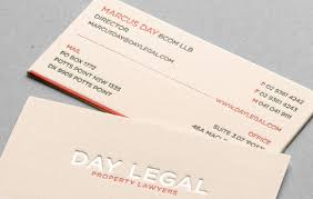 Office Visiting Card Customized 600gsm Cotton Paper Business Card Printed Colors Double