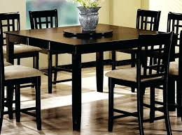 high top dining table set decoration and chairs residence bar height dark wood round as well