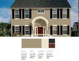 brown exterior paint color schemesBest 25 Exterior paint color combinations ideas on Pinterest