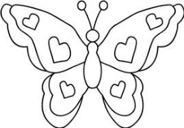 Small Picture Butterfly Coloring Page Coloring Book