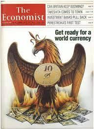 Kapakta resmedilen detaylar, son dönemlerde yaşadığımız felaketleri bir bir gösterir nitelikte. The Economist Dergisinin 30 Yil Onceki Ongorusu Bitcoin Ile Gercek Mi Oluyor Cointurk