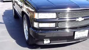 1997 Chevrolet C1500 Stepside - YouTube