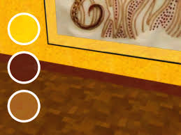 Orange And Yellow Living Room How To Choose Living Room Colors With Pictures Wikihow