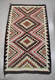 colorful antique c1920s navajo rug teec red mesa vintage navajo rugs