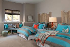 view in gallery fabulous kids bedroom in gray and blue