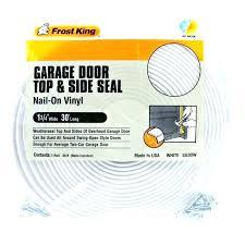 garage door side seal bottom door seal garage door side seal garage door bottom seal 1