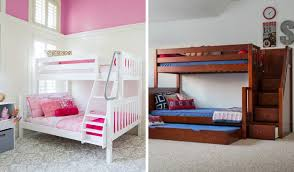Top Kids Twin Over Full Bunk Beds & L Shaped Beds | Maxtrix Kids