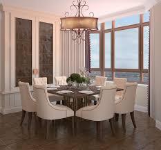 glamorous drum shimmer shaded bronze scroll chandelier alexander rh houzz co uk dining room chandeliers types drum shade dining room chandelier
