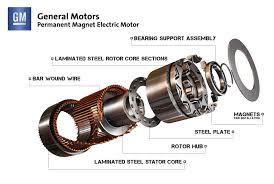 How To Design A Motor Chevrolet Showcases Spark Ev Electric Motor