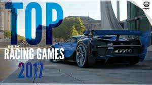 new release pc car gamesTOP 10 UPCOMING NEW RACING GAMES 2017  PC PS4 Xbox One  YouTube