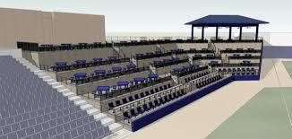 Akron Aeros Seating Chart Akron Rubberducks Unveil 2014 Upgrades To Canal Park