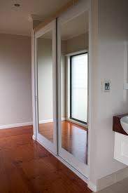wood framed mirror closet doors wood ideas wood framed mirrored closet doors modern decoration design