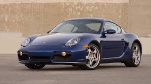 2006 Porsche Cayman S - First Drive