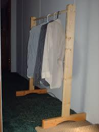 portable yard sale clothes rack