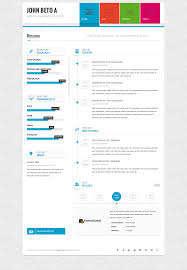 Page One Responsive Vcard Cv Resume Wp Theme By Wpamanuke