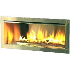 gas logs fireplace propane only log vent free inserts electric fireplaces ceramic insert
