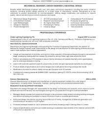 Junior Industrial Engineer Resume Career Objective In Sample Report