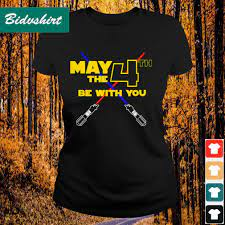 4th be with you shirt, hoodie, sweater ...