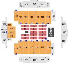 Tacoma Dome Seating Chart With Rows Tacoma Dome Tickets With No Fees At Ticket Club