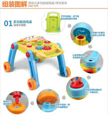 Discovering Music Baby Walker And Sit To Stand Baby Learning Walker ...