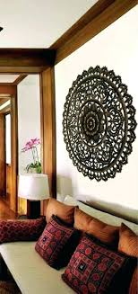 medallions wall decor ceiling medallion art a little large post round