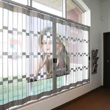 commercial retail security grilles