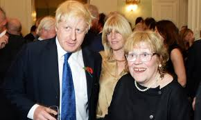 Boris Johnson's mother exits Parkinson's campaign after No 10 intervention  | Boris Johnson | The Guardian