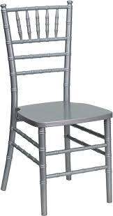 silver chiavari chair. Silver Chiavari Chair