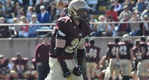 Jordan Roberts Football University Of Charleston Athletics
